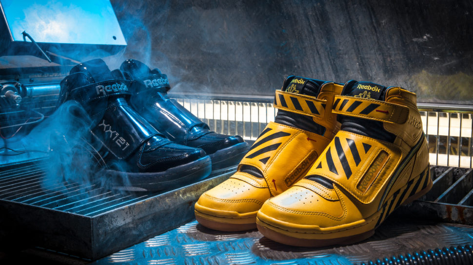 These New Reebok ALIENS Sneakers Will Inevitably Bankrupt Me