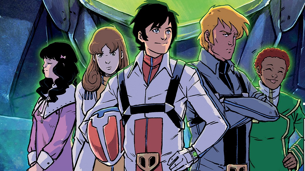 ROBOTECH Returns in New Titan Comics Series