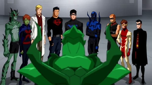 Why YOUNG JUSTICE Season 1 is Far Superior to Season 2 ...