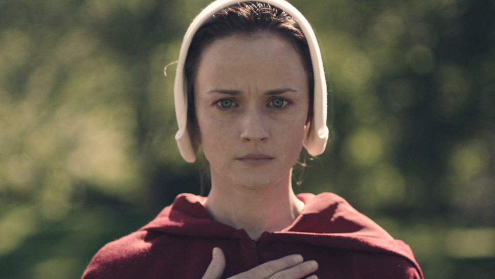 Allow THE HANDMAID'S TALE to Horrify You in New Character Posters