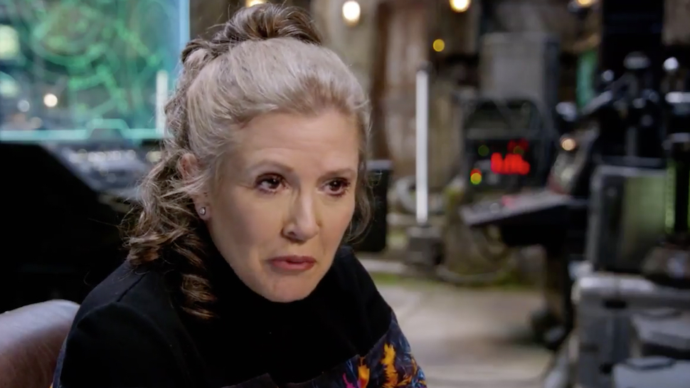 Carrie Fisher Wrote Your Favorite Scene in ANASTASIA | Nerdist