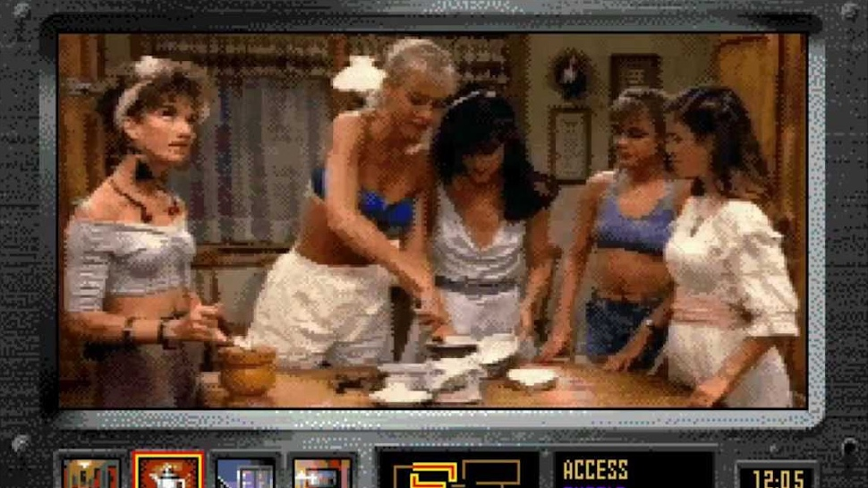 Controversial Vintage Video Game NIGHT TRAP is Getting a PS4 and Xbox One Re-release