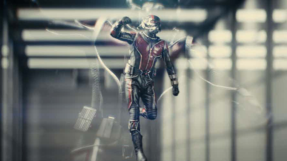 Are ANT-MAN AND THE WASP Going to CERN to Explore the Microverse?