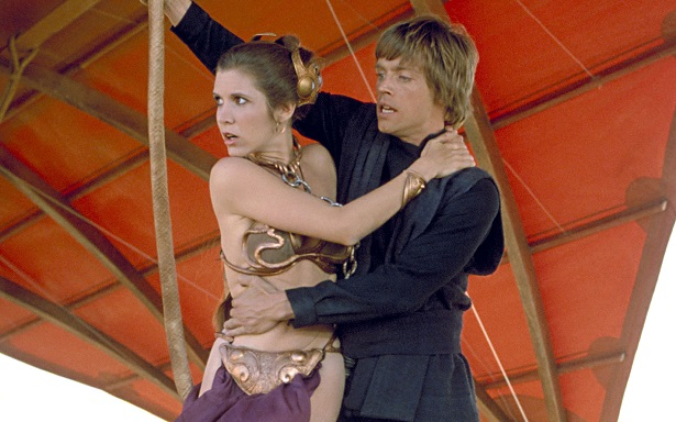 "Mark Hamill Honors His ""Space Sis"" Carrie Fisher at STAR WARS Celebration_2"