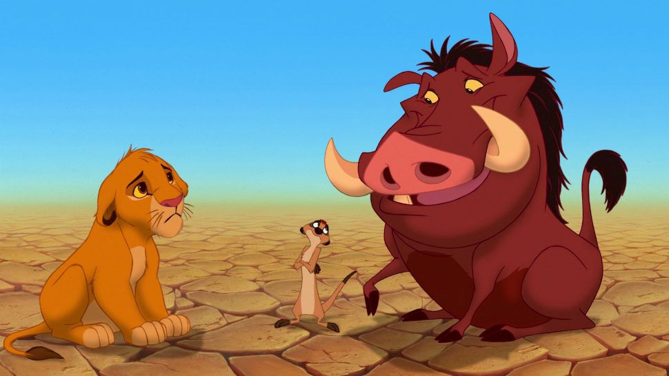 Disney's THE LION KING Remake Casts Seth Rogen and Billy Eichner as Timon and Pumbaa