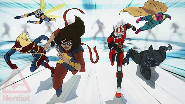 MARVEL'S AVENGERS: SECRET WARS Coming to Disney XD This Summer (Exclusive)_6