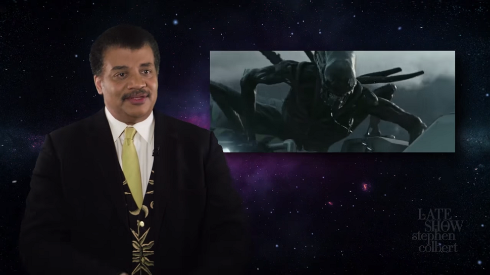 Neil deGrasse Tyson Tells You What's Wrong With This Year's Summer Movies