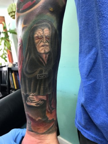 Star Wars Sleeve 4