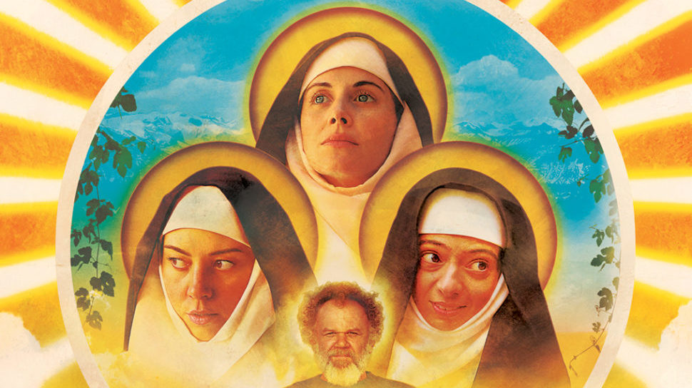 Raunchy Nun Comedy THE LITTLE HOURS Gets a Nasty, Heavenly Poster (Exclusive)