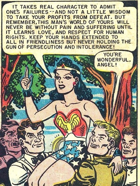 WONDER WOMAN Creator's Life Story Gets Turned into a Movie_2