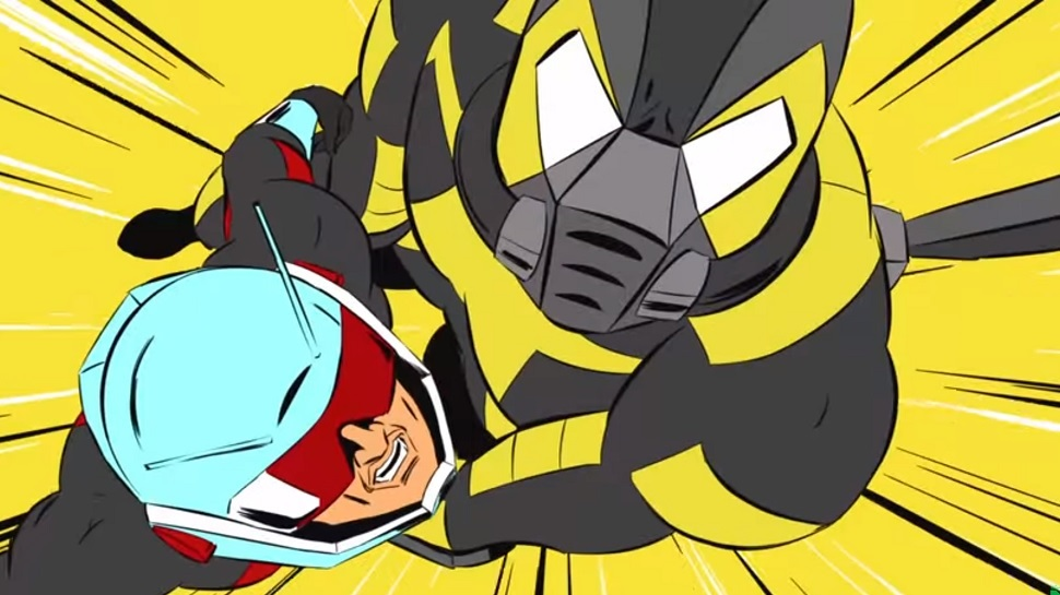 ANT-MAN Takes on Science Fair Danger in First Disney XD Short (Exclusive)