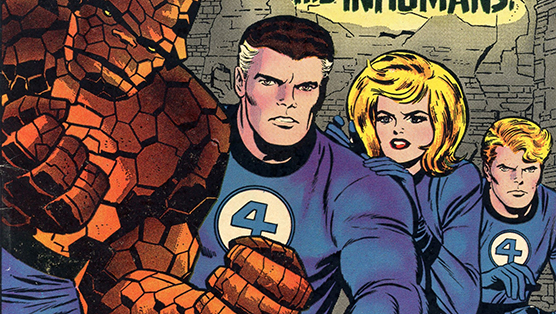 """Kevin Feige Confirms No MCU FANTASTIC FOUR. At Least """"Right Now""""_2"""