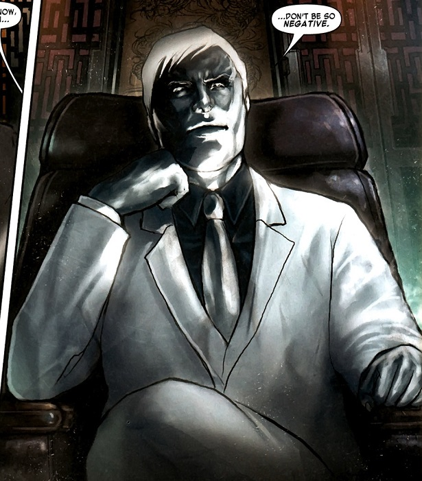 Who is MR. NEGATIVE? A Primer On SPIDER-MAN'S Latest Video Game Nemesis_3
