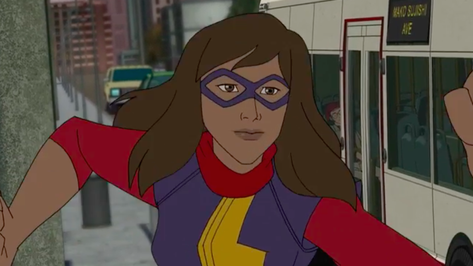 Ms. Marvel Joins AVENGERS: SECRET WARS in New Animated Short