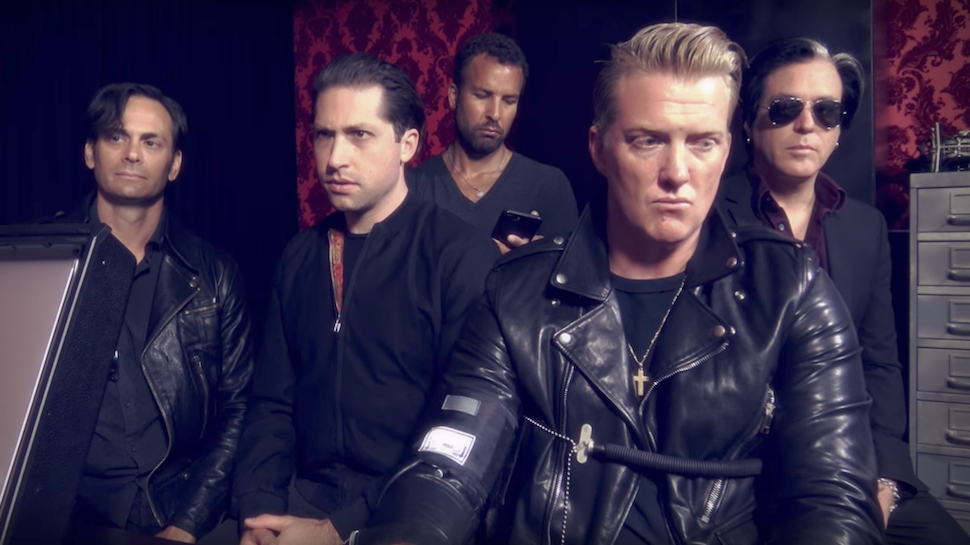 Queens Of The Stone Age Announce Album VILLAINS, Tease New Song