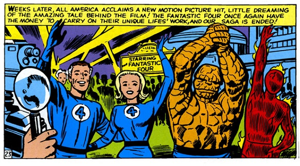 """Kevin Feige Confirms No MCU FANTASTIC FOUR. At Least """"Right Now""""_6"""