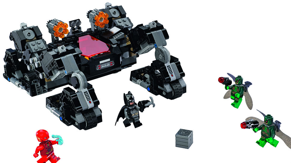 JUSTICE LEAGUE LEGO Sets Reveal Superman and Steppenwolf
