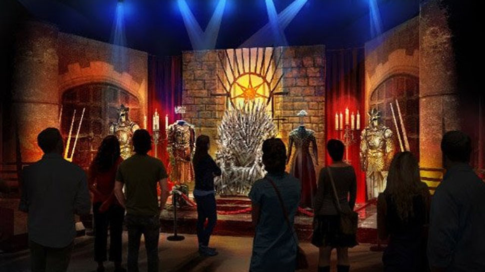 GAME OF THRONES Touring Exhibition Kicks Off in Spain in October