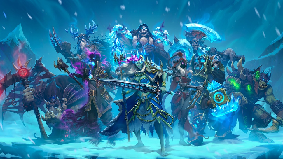 The New HEARTHSTONE: KNIGHTS OF THE FROZEN THRONE Expansion is Deadly