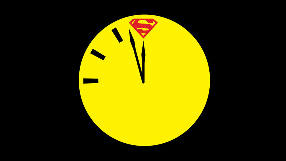 Geoff Johns Talks DOOMSDAY CLOCK, and WATCHMEN and SUPERMAN