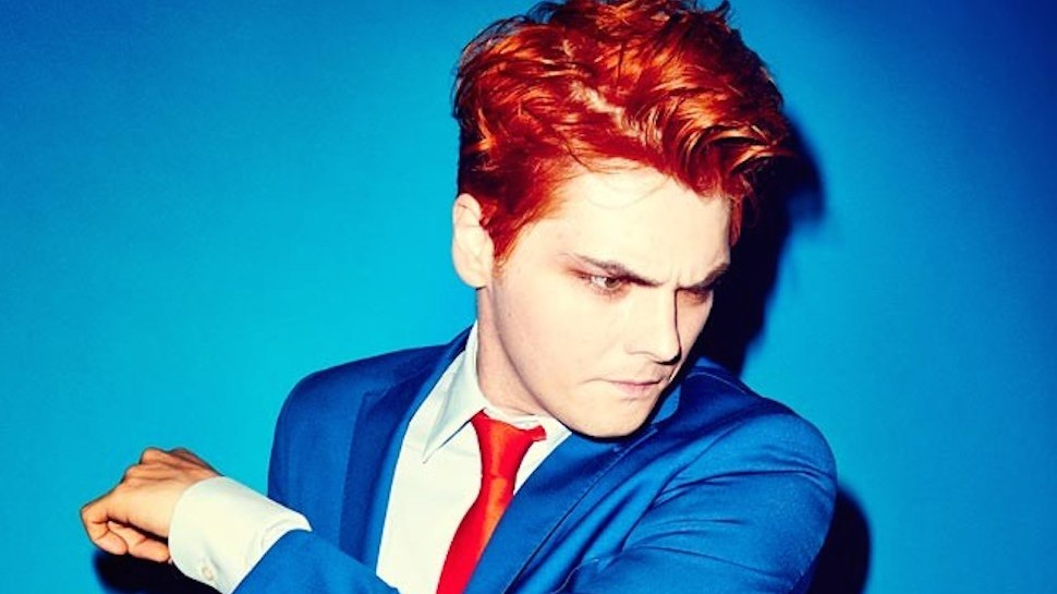 Gerard Way Remembers Chester Bennington, Talks Comics and Young Animal