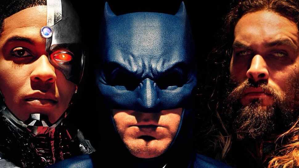 Warner Bros Reveals Gorgeous New JUSTICE LEAGUE Poster