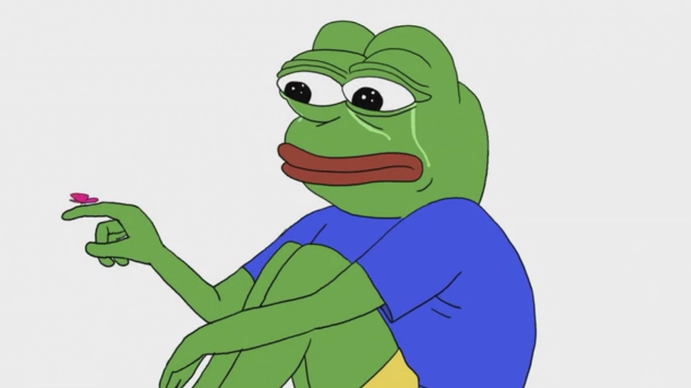 Pepe the Frog's Creator is Working to Bring Him Back to the Side of Peace