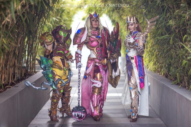DIABLO Meets Nintendo in These Cosplay Photos by Mineralblu_2