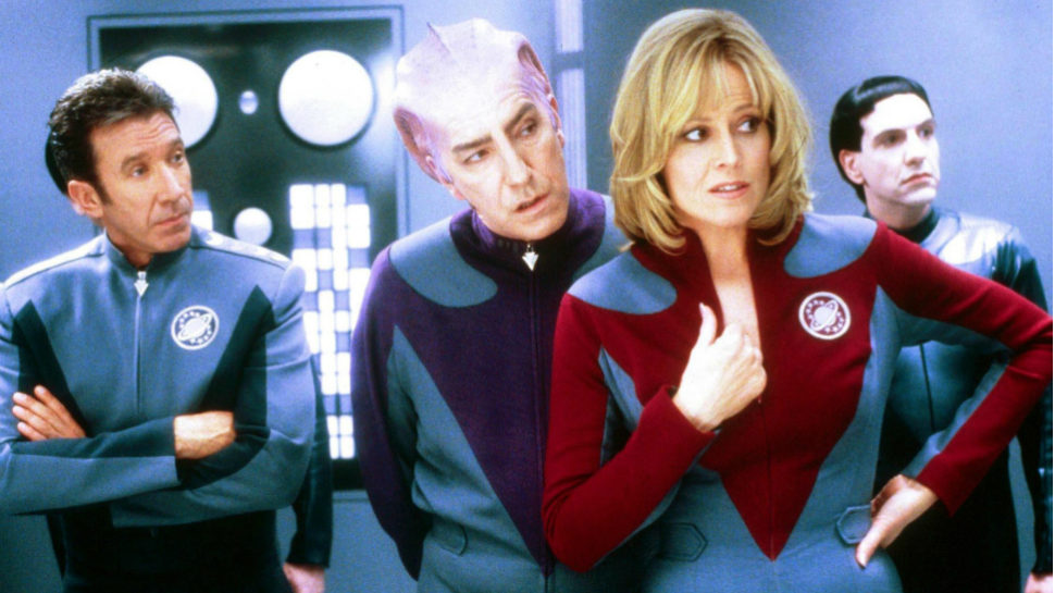 Amazon's GALAXY QUEST TV Series Beams Paul Scheer Aboard as Writer