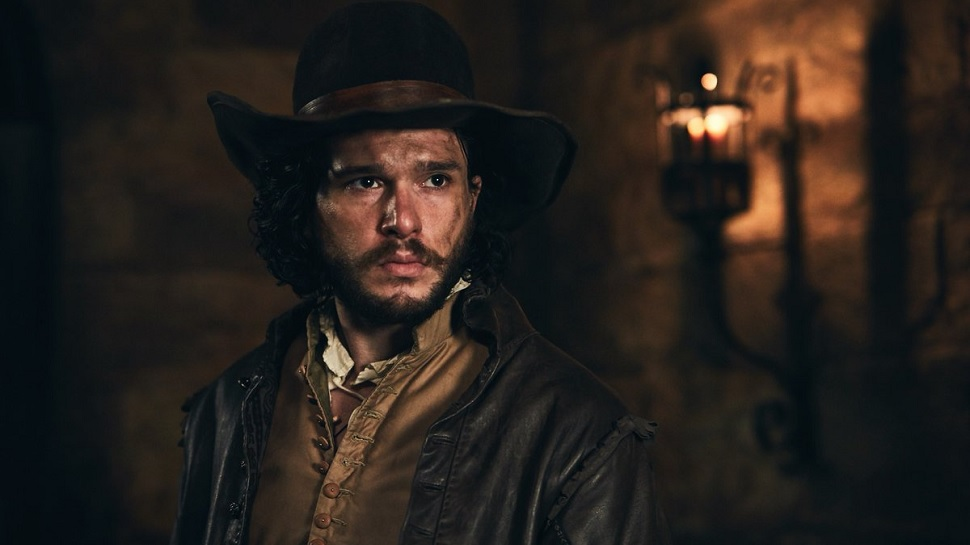 GAME OF THRONES' Kit Harington Trades Swords for GUNPOWDER in BBC Miniseries' First Trailer