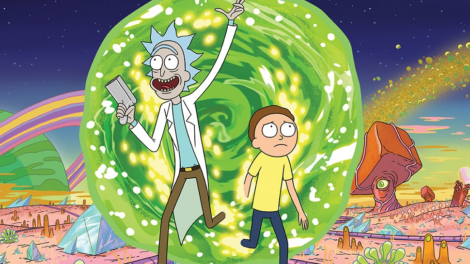 RICK AND MORTY's Composer Explains a Musical Easter Egg