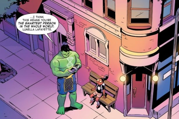 Creators Talk Connecting MOON GIRL AND DEVIL DINOSAUR to the FANTASTIC FOUR (EXCLUSIVE)_6