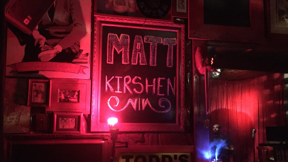 The Todd Glass Show #314: Matt Kirshen