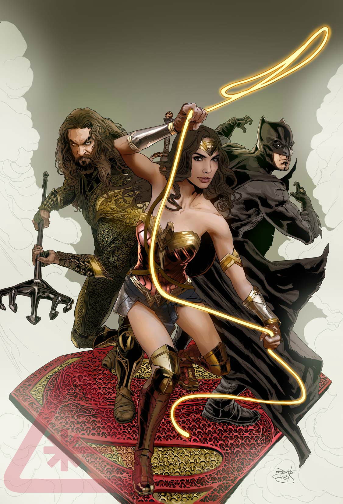 JUSTICE LEAGUE is Taking Over DC Comics' Covers This November (Exclusive)_4