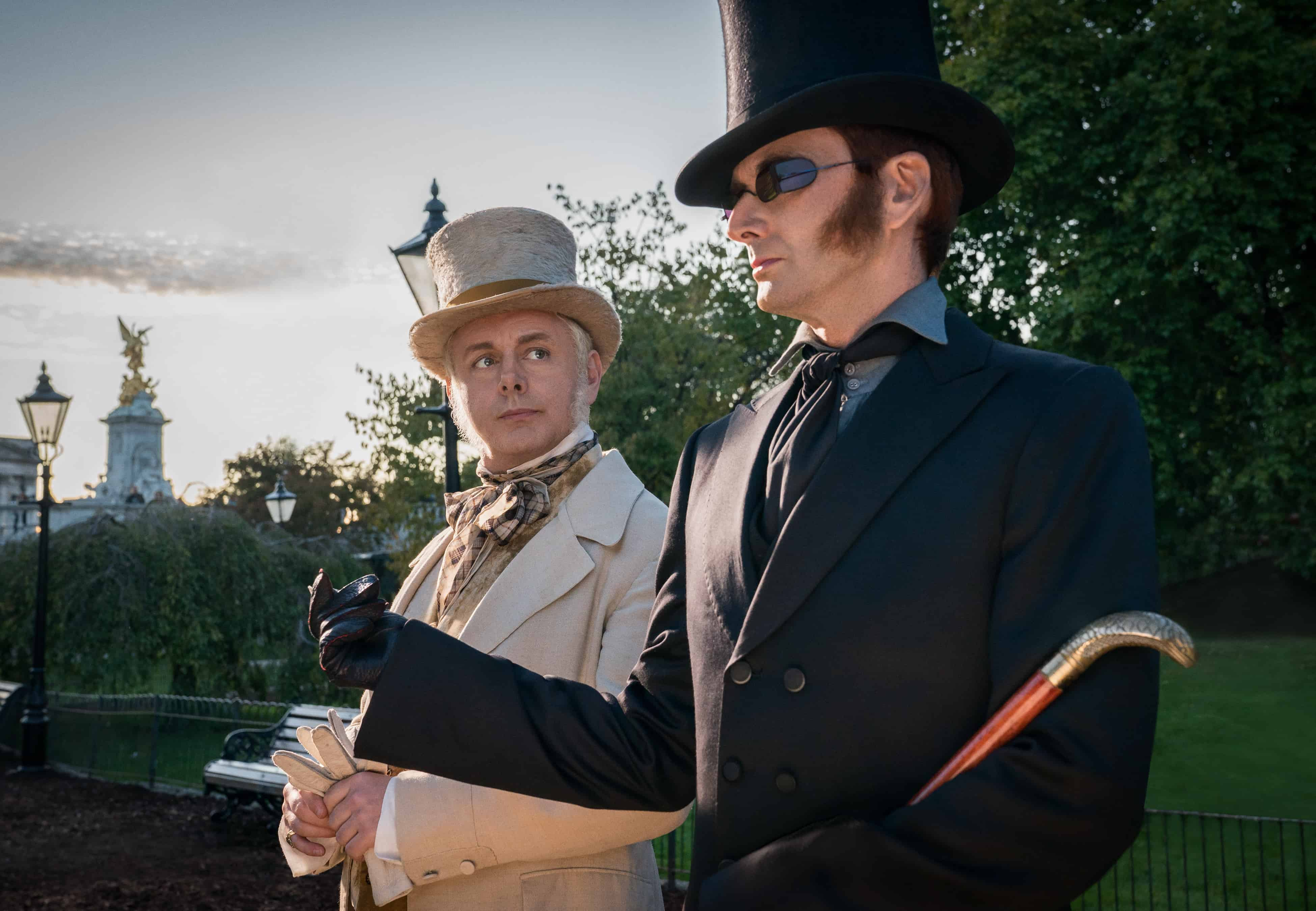 Everything We Know About the GOOD OMENS TV Series_6
