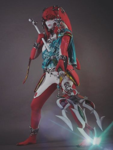 LEGEND OF ZELDA: BREATH OF THE WILD Mipha Cosplay is Worthy of the Zora Champion_2
