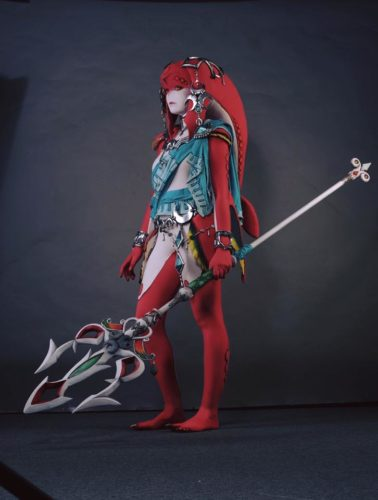LEGEND OF ZELDA: BREATH OF THE WILD Mipha Cosplay is Worthy of the Zora Champion_10