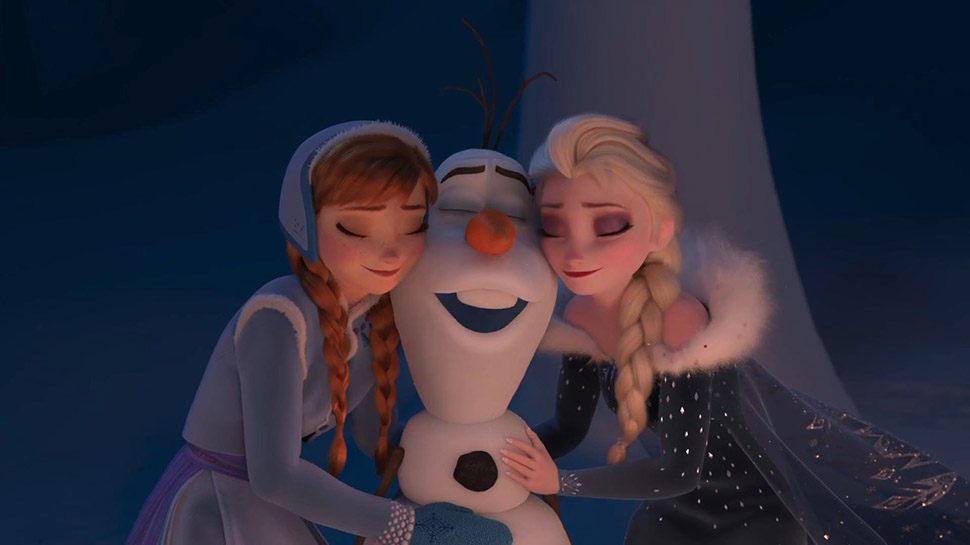 New Songs from OLAF'S FROZEN ADVENTURE Celebrate the Holidays