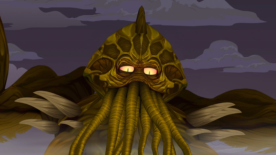 The 6 Scariest Sea Monsters in Pop Culture_8
