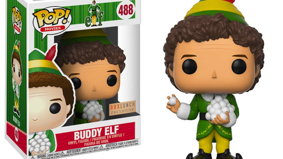 Funko Unveils Holiday-Themed ELF and KRAMPUS Pops
