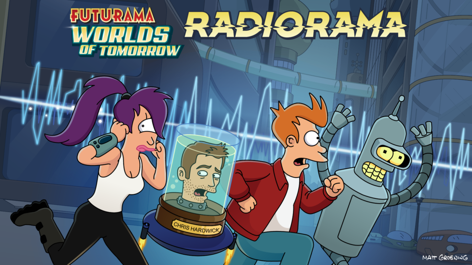 The Nerdist Podcast: The New FUTURAMA Episode (Feat. Chris Hardwick)