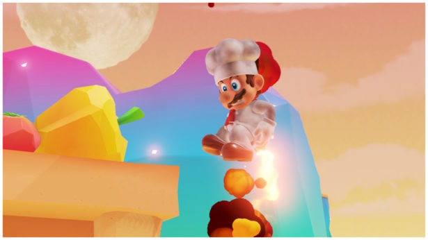 Some of Mario's Many Costumes in SUPER MARIO ODYSSEY_28