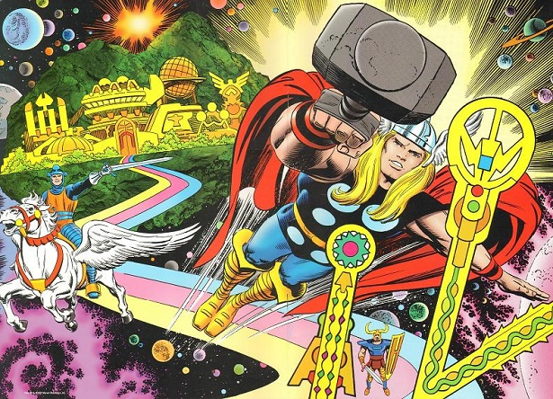 Marvel Teases New Look for Its Comic Book Thor Ahead of 'Ragnarok'