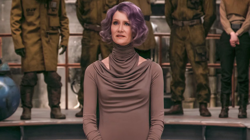 Image result for holdo the last jedi
