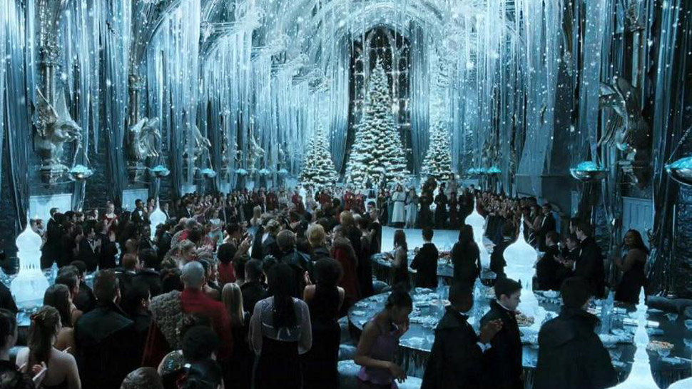Dance Like a Hippogriff at a HARRY POTTER Yule Ball Celebration