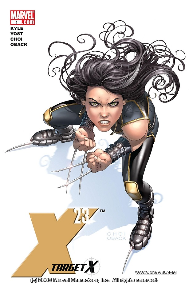 X-23: 7 Comic Book Stories to Inspire Her First Solo Film_4