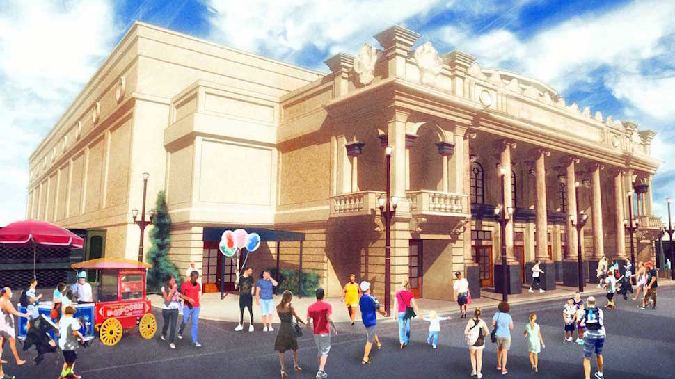 A Broadway-style Theater Is Coming to Walt Disney World