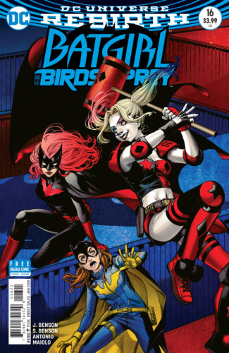 "The Bensons Talk BATGIRL AND THE BIRDS OF PREY Saving the Men of Gotham in ""Manslaughter"" (EXCLUSIVE)_10"