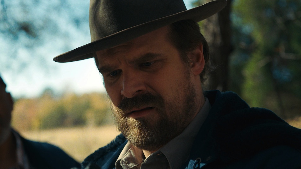 David Harbour Will Officiate a STRANGER THINGS Fan's Wedding on 3 Conditions | Nerdist