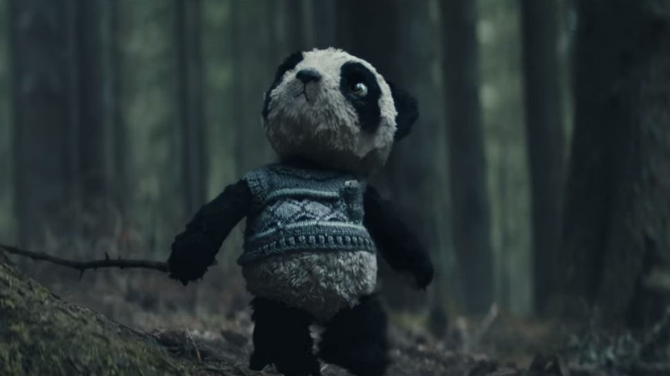Get Ready to Cry Over This Adorable Panda Bear Going on an Incredible Journey